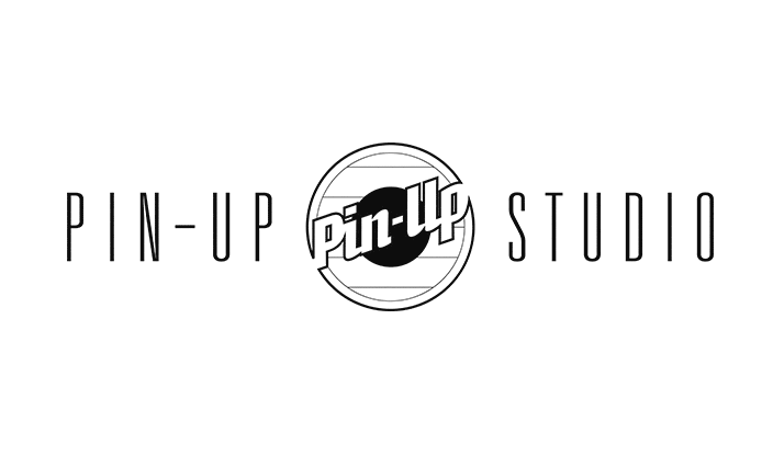 Logotyp Studia Pin Up | Pin Up Studio logo